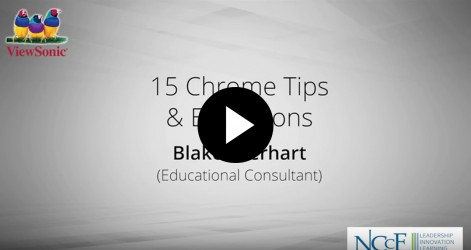 15 Google Chrome Tips and Extensions with Blake Everhart Videos Apr 2016