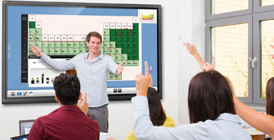 Advanced 10-point Touch Delivers Enhanced Classroom Instruction Solution briefs Mar 2015