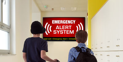 Boost Campus Emergency Preparedness with Digital Signage Solution briefs May 2015