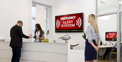 Boost Emergency Preparedness with Digital Signage Solution briefs May 2015