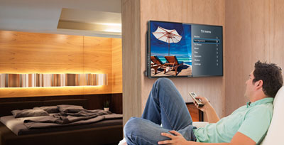Commercial-grade Digital Signage and TV Content without the Complexity Solution briefs Dec 2014