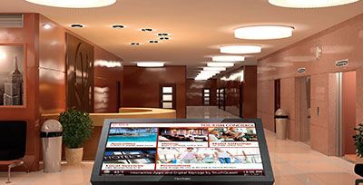 Digital Signage in the Enterprise White papers Dec 2014
