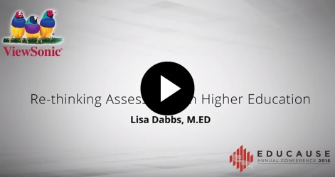 Re-thinking Assessment in Higher Education Videos Nov 2016