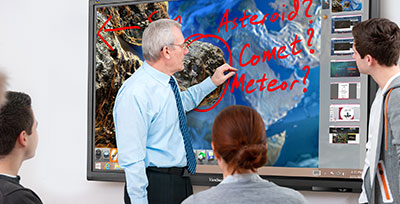 The Benefits of Interactive Large Format Classroom Displays Solution briefs Dec 2014