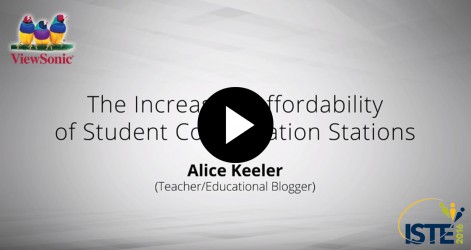 The Increasing Affordability of Student Collaboration with Alice Keeler Videos Jul 2016