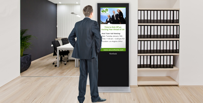 Uses and Benefits of Commercial Displays in the Enterprise Solution briefs Feb 2016
