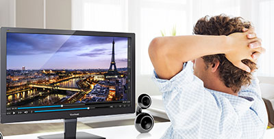 ViewSonic Ultra HD Monitors Deliver for Discerning Consumers Solution briefs Mar 2015