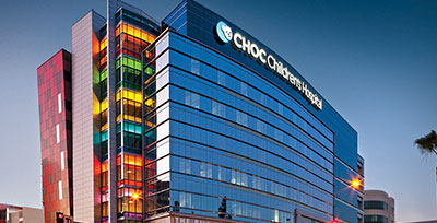 Children's Hospital of Orange County Case studies Sep 2014
